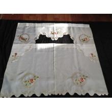 Xlt70 Satin Embroidery Table Cloth