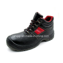 Popular in Europe Red Part Safety Shoes (HQ03020)