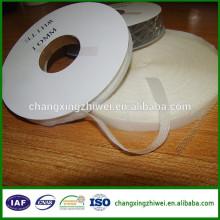 Tela interlining / fusible adhesiva doble cara respetuosa del medio ambiente (cinta)