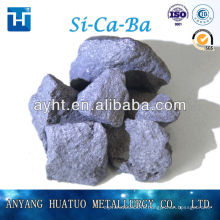 Si-Ba-Ca/silicon barium calcium inoculant for steel making ferro alloy