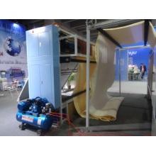 Computerisierte Industriegefüge Slitter Maschine Quilten