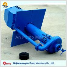 Pompe à cisaillement métallique verticale à haute efficacité et haute efficacité