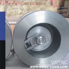 Válvula de retención de la oblea de balanceo Wcb / Lcb con muelle