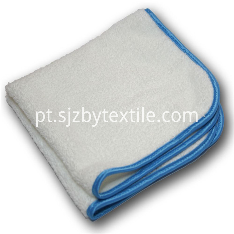High Quality Edgeless Microfiber Towel