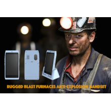 Blast furnaces Anti-explosion Handset