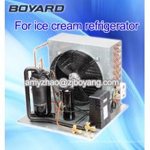 venta de congelador de refrigerador con condensador de refrigertion de compresor de industria de hvac