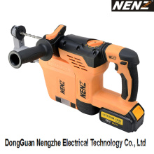 Cordless Rotary Hammer with Dust Control System (NZ80-01)