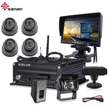 Système de caméra de bus Système de suivi GPS de bus