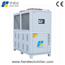 -35c to 0c 20HP Air Cooled Low Temperature Industrial Glycol Chiller