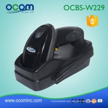 Escáner inalámbrico portátil del código de barras del receptor USB portátil 2D