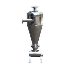 O hidrociclone de aço Stainess separa a filtragem de areia com tanque