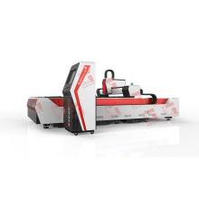 Machine à découper au laser à fibre optique CNC pour la coupe sans contact