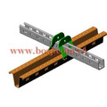 A106b Solar Panel Mounting Brackets Roll Forming Making Machine Indonesia