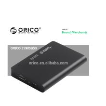 """ORICO 2598SUS3 2.5 """"hdd externa usb3.0 + esata hdd enclousre"""