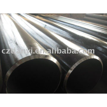 Fornecimento 2010 Tubos e tubos sem costura de aço carbono ASTM A106B
