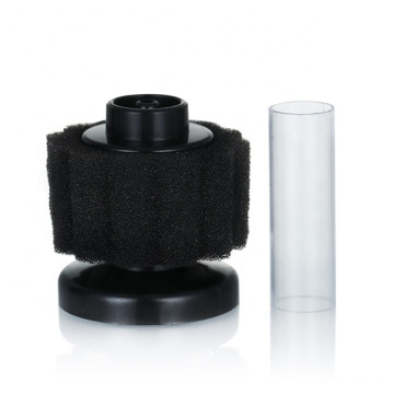Small super biochemical sponge filter Xy2833 with air tube and valve