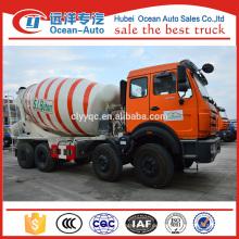 Heißer Verkauf BEIBEN Beton-LKW-Mischer mit 12 ~ 16cbm Kapazität zum Verkauf