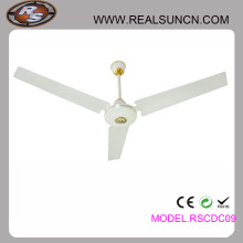 12V DC Brushless Motor 56inch Solar DC Ceiling Fan