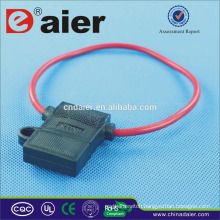 Daier in line fuse block socket fuse box automotive blade fuse holder