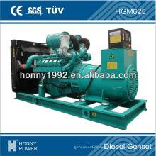 625kVA / 500kW Generator Kopf mit Marathon Lichtmaschine