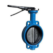 Wafer butterfly valve 6 Inch