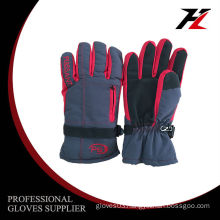 Fashion Full finger Warm breathable ski gloves