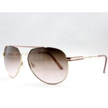 Las mujeres de moda polarizada de promoción retro UV gafas de sol protegidas