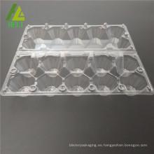 cajas de cartón de huevos de plástico para la venta