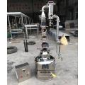 100L 200L Copper Pot Still Distillation for Whisky Gin Distillery