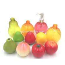 fruit en forme cosmétique pp crème pot