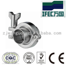 Union sanitaire 304 / 316L Clamp (IFEC-UM100001)