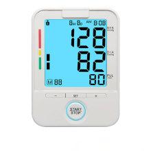 Цифровой монитор артериального давления на плече оператора BP
