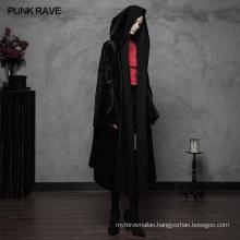 OPY-339 PUNK RAVE coat with hood long coat women Witch's Long Cardigan Jacket