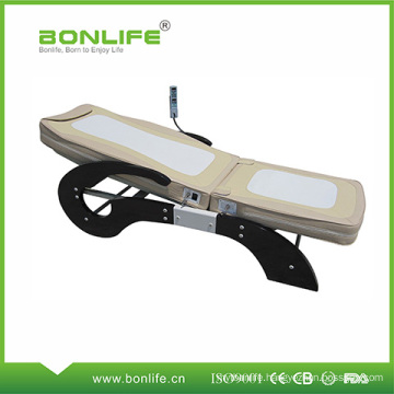 Thermal Jade Roller Carbon Fiber Far Infrared Ray Massage Bed