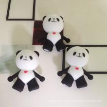 Soporte de palillos de silicona Kungfu Panda