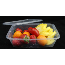Microwave Plastic Food Container for Storage 750ml