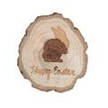 FQ marca animal decorativo lindo recuerdo de madera imán de nevera de recuerdo