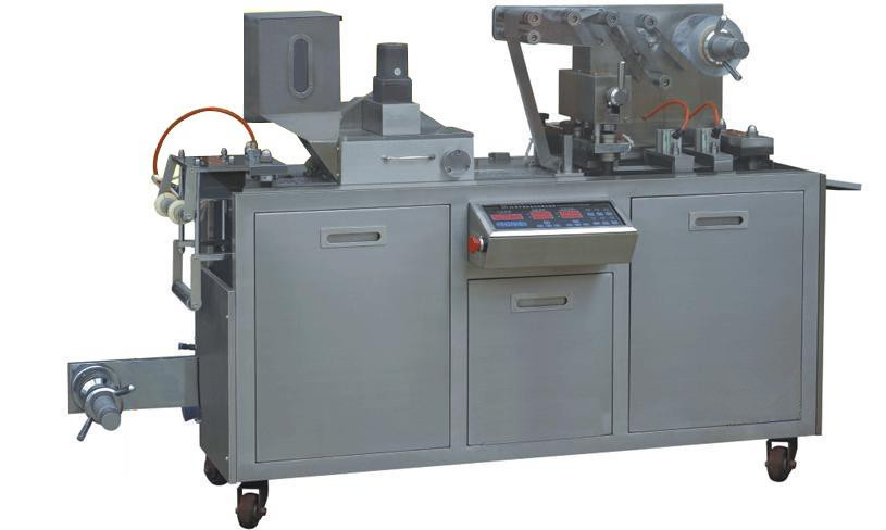 Capsule Blister Packing Machine