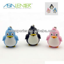 2013 Electronic Toy Keychain in Cute Animal Shape with Sound and Light