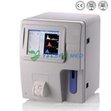 Ysvet0301 Analizador Hematológico Veterinario Médico Completamente Auto
