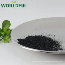 Extrait d'algue d'ascophyllum nodosum de flocon avec l'acide alginique riche et l'engrais de K2O