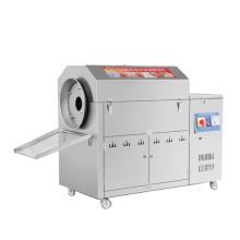 High Capacity Manual Nuts Roasting Machine Electricity Nuts Roasting Machine Electricity
