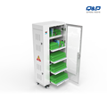 Smart security intelligent storage charging cart