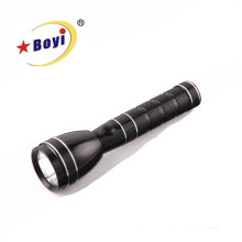 Rechargeable Super Bright CREE 3W LED Aluminium Flashlight