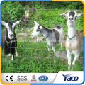 Наиболее живыми животными безопасности предотвращают 7,5 см 12,5 см 15 см Размер сетки животных олень олень ферма ограждая забор завода прямой продажи гальванизируйте