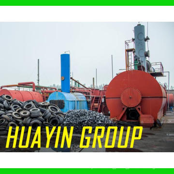 Top Machine 10T Heavy Fuel Oil, Residue Oil Refinery Plant To Diesel And Gasoline Without Emission