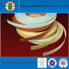 Wood Grain Color PVC Edgebanding From Factury