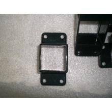 Guss Aluminium-Zaun-Plattenhalter für 40 * 40 Schiene