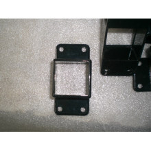 Cast Aluminum Fence Panel Brackets for 40*40 Rail