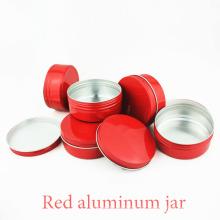 Tarro de crema de aluminio de venta caliente (NAL04)